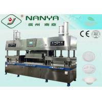 Buy cheap Biodegradable Sugarcane Moulding Pulp Equipment Paper Plate Making  Machine from wholesalers