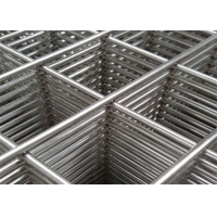 Buy cheap Q195 Stainless Welded Wire Mesh Fence Panels 2x2 3x3 4x4 6x6 10x10 Galvanized from wholesalers