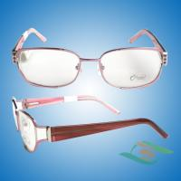 Buy cheap Durable Monel Optical Frame in Fashion Style (LSPENGYUN POM4237) from wholesalers