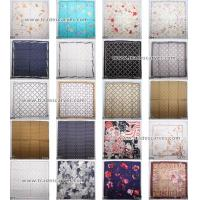 Buy cheap Extra Heavy 100% Silk Twill Large Square Scarf Scarves 085 from wholesalers