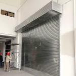 Buy cheap Aluminum Sliding Door Roller Shutter Door for Trucks/Vehicles/Buildings etc from wholesalers