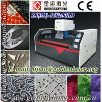 Buy cheap Galvo Laser Engraving Garment Pieces and Leather Shoes from wholesalers