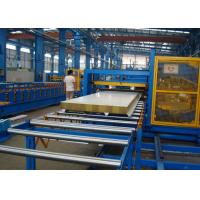 Buy cheap 36 M Double Belt Continuous PIR Pu Sandwich Panel Line For Exterior Wall from wholesalers