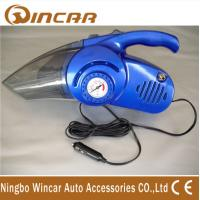 Buy cheap High Performance 2 in 1 Mini Car Vacuum Cleaner with Air Compressor from wholesalers