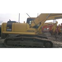 Buy cheap Japan komatsu excavator pc200-7,also pc60,pc120,pc200-6,pc200-7,pc200-8,pc220-6 for sale from wholesalers