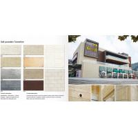 China 600*300mm Modern Eco-Friendly Anti dropping Flexible Clay building cladding materials  travertine stone on sale