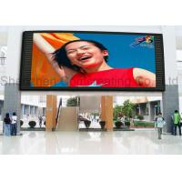 Buy cheap Customized SMD led display video wall Waterproof P10 indoor advertising display from wholesalers