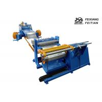 Buy cheap Professional Cutting And Slitting Machine HR CR SS GI Steel Coil Slitting Machine  from wholesalers