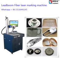 Buy cheap Gold Fiber Laser Marker / Laser Engrave machine with 30W Fiber Laser Cutting Machine from wholesalers