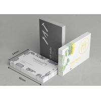 Buy cheap Gloss Lamination Innovative Business Cards Double Side Printing Wtih Foil Logo from wholesalers