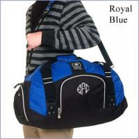Buy cheap Men Adjustable Shoulder Personalised Sports Bags with Zippe Pockets from wholesalers