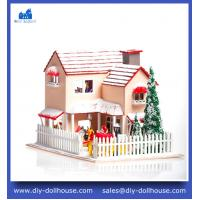 Buy cheap sweet house diy large room box miniature house D001 from wholesalers
