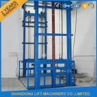 Buy cheap 1.2 ton 6m Warehouse Vertical Hydraulic Elevator Lift Platform for Cargo Loading from wholesalers