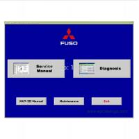 Buy cheap Mitsubishi MUT III (Fuso version) 1.11 (diagnostic system) from wholesalers