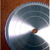 Buy cheap Tct Saw Blade For Cutting Aluminum product