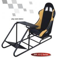 Buy cheap Play Station WIth Seat Sport Racing Sears Simulator Cockpit Gaming Chair-JBR1012 from wholesalers