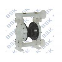 Buy cheap Air Powered Polypropylene Diaphragm Pump Dual Diaphragm Pump Non Leakage from wholesalers