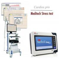 Buy cheap Meditech Cardios PRO Stress ECG Test System with-Use Treadmill or Bicycle from wholesalers