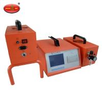 Buy cheap High Quality Smart Small  SV-5Q AC 220V±10% Portable Automobile Multi Exhaust Gas Analyzer from wholesalers