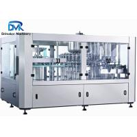 Buy cheap Energy Drink Juice Filling Line Hot Fill Bottling Equipment Easy Operate from wholesalers