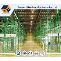Buy cheap Warehouse Industrial Storage, Q235B Pallet Storage Shelves For Handling Equipment from wholesalers