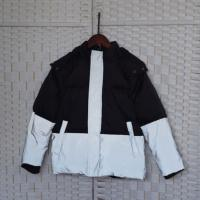 Buy cheap Thermolite Filling Sustainable Padded Down Jacket Waterproof With Inside Pocket product