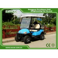 Buy cheap Powerful Four Person Electric Hunting Carts , Beach Utility Golf Cart from wholesalers