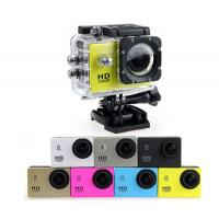 Buy cheap Full HD 1080P Waterproof Action Camera Motor Mini DV Diving Housing Case Underwater Sports Cam DV from wholesalers