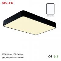 Buy cheap LED-LCL-830x620-32W-BK 32W good price and economic LED Ceiling light from wholesalers