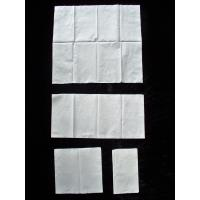 Buy cheap Eco Friendly 1 ply N fold bulk tissue paper napkin for Home / Office from wholesalers