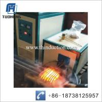 Buy cheap Steel bar brass rod  heating auto feeding induction forging machine from wholesalers