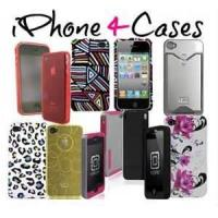 Buy cheap Cute white / red / yellow / pink Custom unique dustproof water resistant girly iphone 4 cases from wholesalers