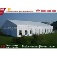 Buy cheap Customized Giant Outdoor Trade Show Tent marquee Color Optional For Exhibition Event from wholesalers
