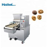 Buy cheap 304 Stainless Steel Pastry Making Equipment , Automatic Biscuit Making Machine from wholesalers