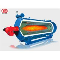 Buy cheap Gas / Diesel Oil Fired Circulation Thermal Oil Boiler,thermal fluid heater for Paper industry from wholesalers