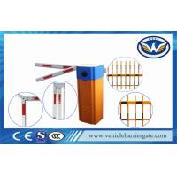 Buy cheap Remote control Straight Arm Automatic Gate Barrier For Parking Lot from wholesalers