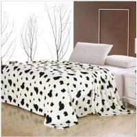 Buy cheap Warmth 100 Polyester Micro Fiber Blanket Cartoon Printing , Polar Fleece Blanket from wholesalers