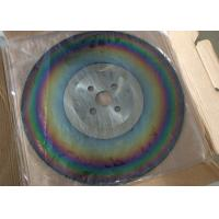 Buy cheap DMo5 material industry PVD TIALN coating high speed circular saw blade product