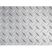 Buy cheap 6061 6063 aluminum checkered plate and sheet weight with factory price from wholesalers