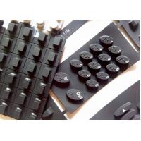 Buy cheap High Quality Silicone Rubber Keypads with Blind Dots on Keys RK003 from wholesalers