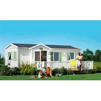Buy cheap Prefab Mobile Homes With Laminate Floor / Colorbond Roofing / PVC Wall Cladding from wholesalers