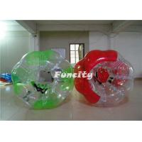 Buy cheap Funny Inflatable Bubble Soccer Bumper Ball Belly Loopy Ball For Playing In Snow Field from wholesalers