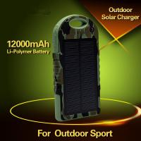 Buy cheap Cheap Solar Mobile Phone Charger 10000mAh solar charger from wholesalers