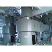 Buy cheap SUS304 Spin flash drying machine for drying potato starch , capacity 1~10ton per hour ,heating source gas furnace product