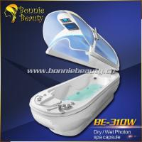 Buy cheap Hydro Massage Bathtub Ozone Sauna Infrared SPA Capsule from wholesalers