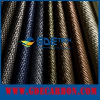 Buy cheap GDE 3k gsm custom carbon fiber fabric/cloth high strength from wholesalers