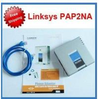 Buy cheap LINKSYS PAP2-NA  VOIP  Adapter from wholesalers