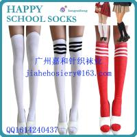 Buy cheap Good quality new fashion style for Knee High School Uniform Socks from wholesalers