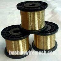 Buy cheap New type of 0.10mm hard edm brass wire/copper wire for CNC machine from wholesalers