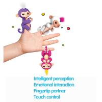 Buy cheap Interactive Baby Monkeys Smart Colorful Finger monkey Children Toy from wholesalers